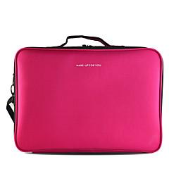 Kosmetická taška Ukládání make upu Jednobarevné Kvadrát Nylon