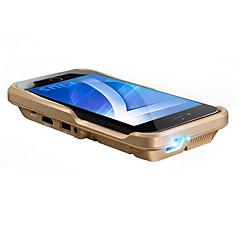 O teatro home do wifi do projetor do dlp de g6s levou o mini portátil para o iphone 6 7 6s mais o ipad