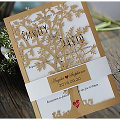 Nepřizpůsobeno Přehyb s bránou Svatební PozvánkyNarozeninová přání Přání ke Dni matek Pozvánky na oslavu novorozeného Pozvánky svatební
