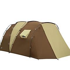 5-8 osoba Dvaput Dvije sobe s prozorčićem šator za kampiranjeKampiranje Putovanje