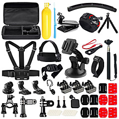 Accessory Kit For Gopro Multi-function Foldable Adjustable All in One Convenient Floating ForAll Action Camera Xiaomi Camera Gopro 5
