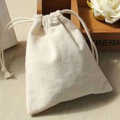 25 Peça/Conjunto Suportes para Lembrancinhas-Cubóide Algodão Bolsas de Ofertas não-personalizado