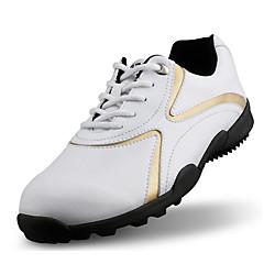 Tênis Tênis de Caminhada Sapatos para Golf Homens Almofadado Anti-desgaste Respirável Vestível Ao ar Livre Cano Baixo BorrachaAlpinismo