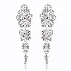 Dames Druppel oorbellen Modieus Klassiek Legering Sieraden Voor Bruiloft Feest Speciale gelegenheden Verloving
