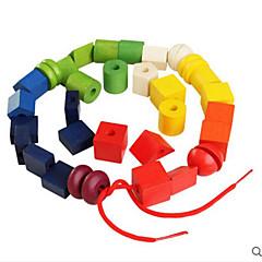 צעצועיערכת עשה זאת בעצמך לקבלת מתנה אבני בניין מלבני ריבוע צעצועים