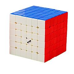 Rubikin kuutio Tasainen nopeus Cube Sileä tarra Rubikin kuutio Muovit