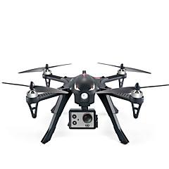 ドローン MJX B3 4チャンネル 6軸 1080P HDカメラ付き 360°フリップフライト カメラ付き ラジコン・クアッドコプター リモコン 1×マヌルネコ バッテリー 1xチャージャー 1 ドライバー