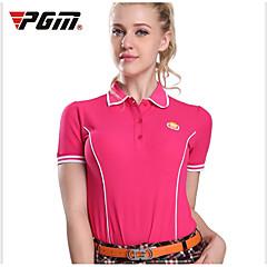 Femme Manches Courtes Golf