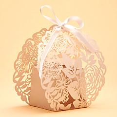 50 Peça/Conjunto Suportes para Lembrancinhas-Criativo Papel Pérola Caixas de Ofertas não-personalizado