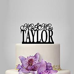 케이크 장식 결혼식 클래식 테마 웨딩 폴리 가방