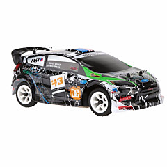 WL Toys K989 バギー 1:28 ブラシ電気 RCカー 30 2.4G 1×マニュアル 1xチャージャー 1×RCカー