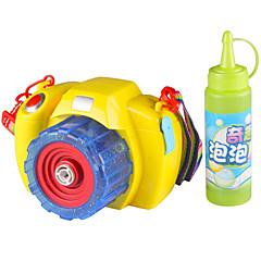 Seifenblasenspielzeug Kamera-Form Kunststoff