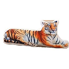 צעצועים ממולאים צעצועים ברווז כלבים אריה Tiger חיה 3D חיות יוניסקס חתיכות