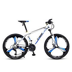 Mountain Bike Biciklizam 27 Brzina 26 inča/700CC SL-TS-38-9 Disk kočnica Suspension Fork Okvir od aluminijske legure Običan Anti-Slip