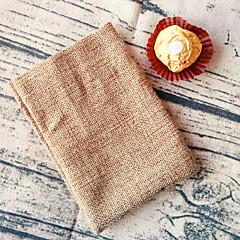 6 Stück / Set Geschenke Halter-Quader VließstoffGeschenkboxen Geschenktaschen Süßigkeiten Gläser und Flaschen Kuchenverpackung und Boxen