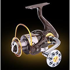 Fiskeri Reel Bearing Spinne-hjul 5.2:1 13 Kuglelejer ombytteligHavfiskeri Isfikeri Ferskvandsfiskere Flue Fiskeri Generel Fiskeri