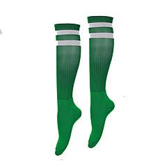 Einfache Sportsocken Kinder Socken Ganzjährig Rutschfest Anti-tragen Tactel Fussball