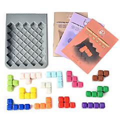 Brettspill Kvadrat Plastikker
