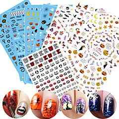 1 Стикер искусства ногтя С рисунком 3-D Компоненты для самостоятельного изготовления Стикер макияж Косметические Ногтевой дизайн