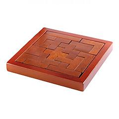 Tradiční duševní puzzle 13 kusů kong ming zamknout odemknout hračka jj7701-0509