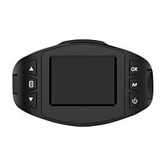 novatek 1080p 車のDVR 1.5 インチ スクリーン ダッシュカム