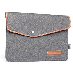 Notizbuch Liner Pack Leder Wolle Filz Computer Tasche 16 Zoll