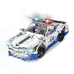 Barkács készlet Építőkockák Fejlesztő játék Rádió Ajándék Építőkockák Autó Acetát / Műanyag 6 év feletti Játékok
