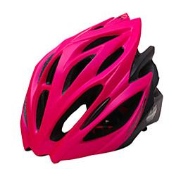 Nespecifikováno Unisex Jezdit na kole Helma 23 Větrací otvory Cyklistika Silniční cyklistika Cyklistika cestování BezpečnostJedna