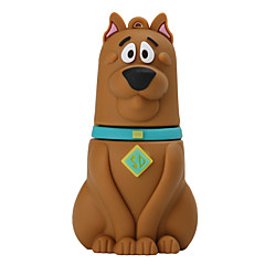 New Cartoon Dog USB2.0 256GB Flash Drive U Disk Memory Stick