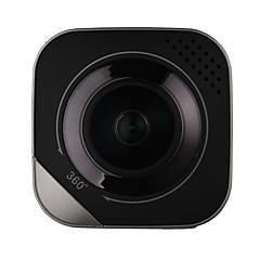 パノラマカメラ 高解像度 パータブル WiFi リモートコントロール 広角 4K