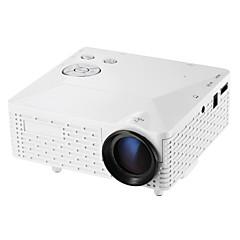 BL-18 ЖК экран HVGA (480x320) Проектор,Светодиодная лампа 2000lm Мини Проектор