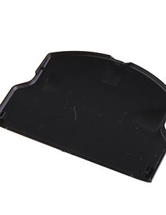 Reemplazo de la cubierta de la batería para PSP slim/2000 (negro)