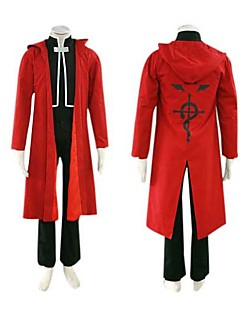 Fullmetal Alchemist Edward Elric anime cosplay-costyme