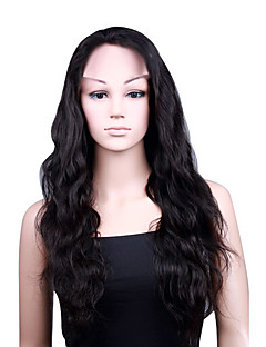 "Capless Boday Wave 20"" 100% Human Hair Wig 5 Colors To Choose"