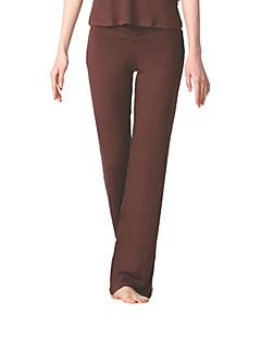 Pantalones y Faldas(Café,Modal,Yoga) -Yoga- paraMujer Primavera, Otoño, Invierno, Verano