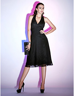 TS Couture® Cocktail Party / Homecoming / Holiday Dress - Little Black DressApple / Hourglass / Inverted Triangle / Pear / Rectangle / Plus Size /