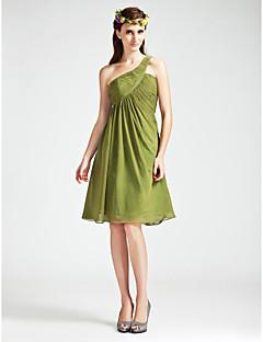 GEORGIA - Kleid für Brautjungfer aus Chiffon