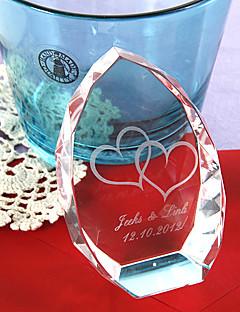 Braut Eltern Geschenke Stück / Set Kristall Artikel Luxuriös Modern Kreativ Hochzeit Jubliläum Einzug in neue Wohnung Kristall