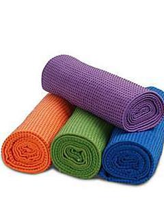 deluxe deslizamento toalhas yoga resistentes