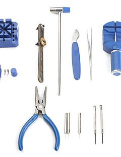 Værktøjssæt Metal #(0.373) #(31.5 x 20.3 x 2.5) Ur Tilbehør