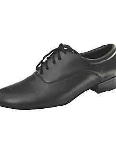 anpassa prestanda dansskor äkta läder övre moderna skor för män