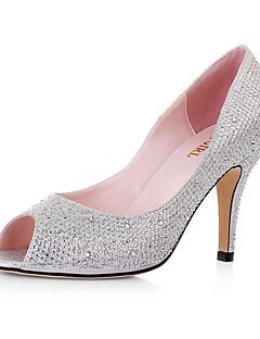 ANAELA - Stiletto para Casamento com Glitter Brilhante