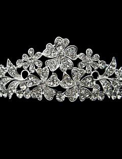 Dame Legering Headpiece-Bryllup / Spesiell Leilighet Diademer Som På Bildet Rund