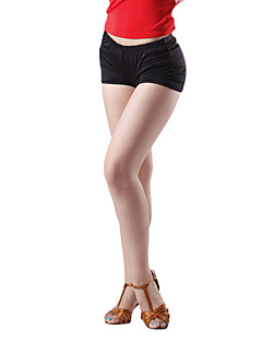 Latin Dance Bottoms Women's Training Viscose Natural