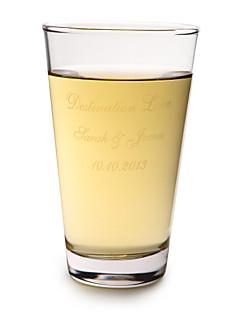 Echtpaar Gifts Stuk / Set Glazen en bekers Modern Bruiloft Gedenkdag Gepersonaliseerd Glazen en bekers Cadeauverpakking