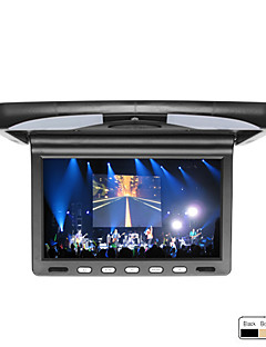 Roof Mounted 10.1 Inch TFT LCD Display Monitor PAL,NTSC