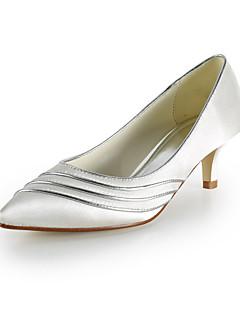 Wedding Shoes - Saltos - Saltos - Vermelho / Marfim - Feminino - Casamento