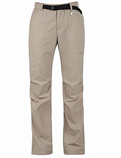 Women's Pants/Trousers/Overtrousers Camping / Hiking / Climbing / Leisure Sports Breathable / Quick Dry / Ultraviolet ResistantSpring /