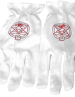 Roy Mustang White Magic Circle (2 pieces)Gloves
