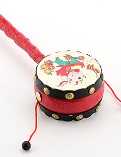 Tambour Chinois pour Enfants Rattle